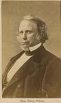Portrait of Henry Wilson