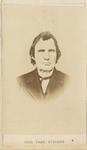 Vignette Portrait of Thaddeus Stevens