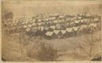 Unidentified Civil War Camp