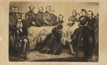 Deathbed of Lincoln