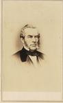 Vignette Portrait of Edwin D. Morgan