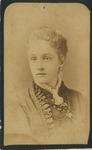 Bust Portrait of Anna Surratt