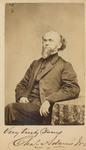 Portrait of Charles Adams Jr.