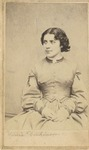 Seated Portrait of Annie Dickinson
