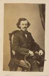 Seated Portrait of Carl Schurz