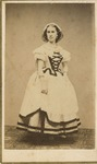 Standing Portrait of Clara Kellogg