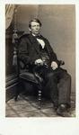 Seated Portrait of David P. Holloway