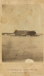 La Bastille De Estats Unis, 1862, Fort Lafayette, N. Y.