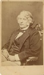Seated Portrait of Charles Sumner