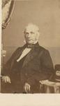 Seated Portrait of Edward D. Baker