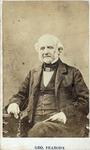 Seated Portrait of George Peabody