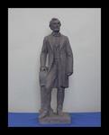 Standing Abraham Lincoln Statuette
