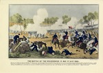 The Battle of The Wilderness, Virginia May 5th & 6th 1864.