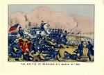 The Battle of Newbern, N. C. March 14th 1862.