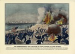 The Bombardment And Capture Of Fort Fisher, North Carolina Jan. 15th 1865.