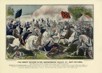 The Great Victory In The Shennandoah Valley, Virginia September 19th 1864.