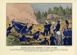 Battle of Cold Harbor, Virginia June 1st 1864