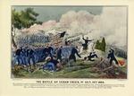 The Battle Of Cedar Creek, Virginia October 19th 1864.