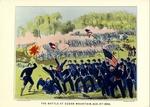 The Battle At Cedar Mountain, August 9th 1862.