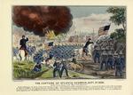 The Capture Of Atlanta, Georgia, Sept. 2nd 1864.
