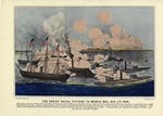 The Great Naval Victory in Mobile Bay August 5th 1864