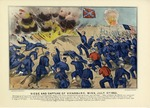 Siege And Capture Of Vicksburg, Miss. July 4th 1863.