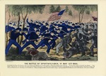 The Battle of Spotsylvania, Virginia May 12th 1864