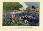 Battle Of Chancellorsville, Virginia May 3rd 1863