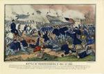 Battle Of Fredericksburg, Virginia December 13th 1862.