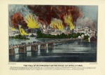 The Fall Of Richmond, Virginia on the Night of April 2nd 1865