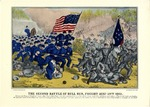 The Second Battle Of Bull Run, Fought August 29th 1862.