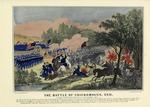 The Battle Of Chickamauga, Georgia