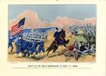 Battle of Williamsburg, Virginia May 5th 1862.