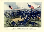 Battle Of Corinth, Mississippi October 4th 1862.