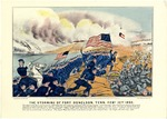 The Storming of Fort Donelson, Tennessee February 15th 1862