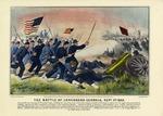 The Battle of Jonesboro, Georgia Sept. 1st 1864