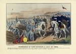 Surrender of Port Hudson, Louisiana July 8th 1863.
