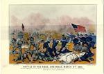 Battle of Pea Ridge, Arkansas, March 8th 1862.