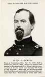 Ohio in the War for the Union: Irvin McDowell
