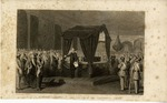 Funeral Obsequies of President Abraham Lincoln at the Presidential Mansion