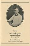 Barret v. Alton and Sangamon Railroad Company: Illinois Supreme Court, December term, 1851.