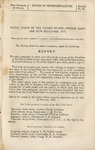 Naval force of the United States: where ships are now stationed, etc. : February 21, 1861 ... : report.