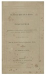 The Nation's Ballot and its Decision: a Discourse Delivered in Austin-street church, Cambridgeport, and in Harvard church, Charlestown, on Sunday, Nov. 13, 1864; being the Sunday Following the Presidential Election
