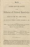 Speech of the Hon. James Brooks, at 932 Broadway, Tuesday evening, December 30, 1862.