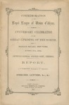 Commemoration by the Loyal League of Union Citizens: Anniversary Celebration of the Great Uprising of the North, held in Madison Square, New York, April 20th, 1863. /Lieutenant-General Winfield Scott, presiding. Report. Speeches, letters, &c., &c.