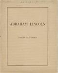 Abraham Lincoln: a Poem