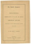 The Humble Conqueror: a Discourse Commemorative of the Life and Services of Abraham Lincoln, Preached to the Cambridgeport Parish, April 23, 1865