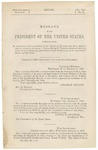 Message of the President of the United States, Communicating, in Compliance with a Resolution of the Senate of December 20, 1864, Information in Relation to the Arrest of Colonel Richard T. Jacobs, Lieutenant Governor of the State of Kentucky, and Colonel Frank Wolford, One of the Presidential Electors of that State.