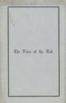 The Voice of the Rod: a Sermon Preached on Thursday, June 1, 1865, in the New York Avenue Presbyterian Church, Washington, D.C.