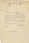General Orders. No. 1 /War Department, Adjutant General's Office.